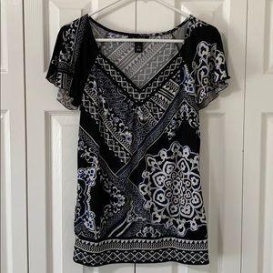 WHBM Small womens blouse